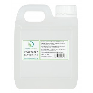Vegetable Glycerine - VG (1000ml)