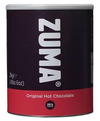 Zuma - Original Hot Chocolate (2kg Tin)