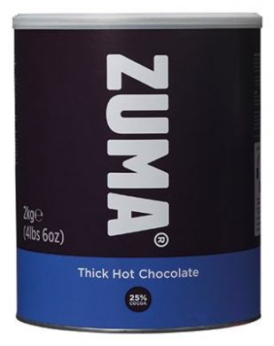Zuma - THICK Hot Chocolate (2kg Tin)