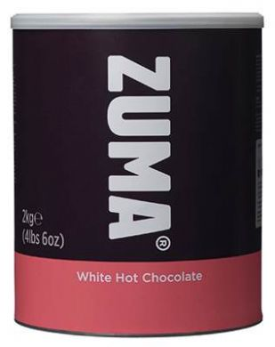 Zuma - WHITE Hot Chocolate (2kg Tin)