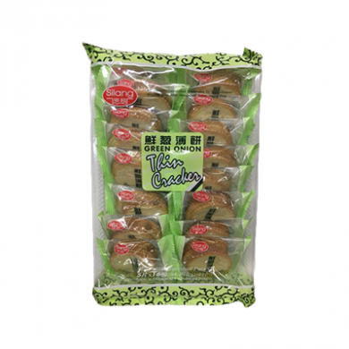 A-Taste - Green Onion Thin Crackers (264g)