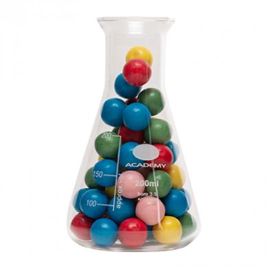 Conical Flask - Academy (Borosilicate Glass) 200ml