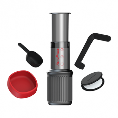 AeroPress Go Coffee Maker (237ml)