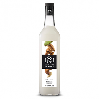 Routin 1883 Syrup - Almond (1 Litre) - Plastic Bottle
