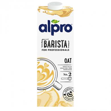Alpro Barista - Oat For Professionals (1 litre)