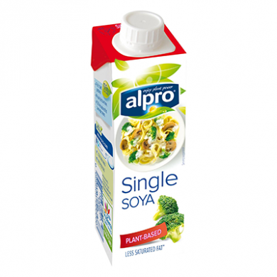 Alpro - Soya Cream (250ml)