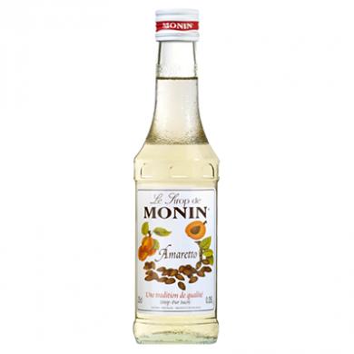Monin Syrup - Amaretto (250ml)