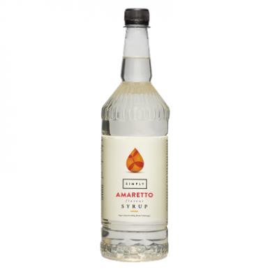 Syrup - Simply Amaretto (1 Litre)