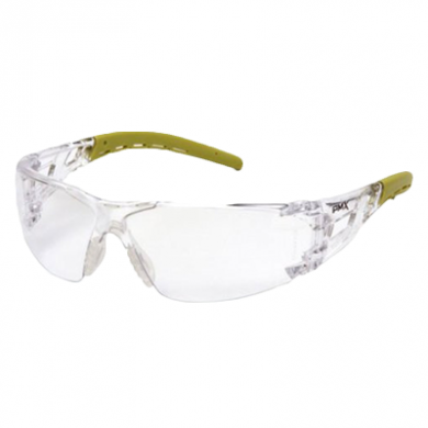 Pyramex Fyxate Anti-Fog Clear Safety Glasses