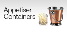 Bar Serviceware - Containers