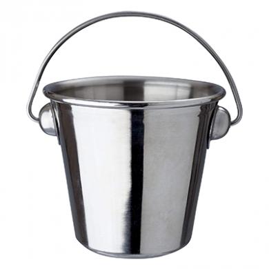 Appetiser Serving Bucket - Stainless Steel (140ml)