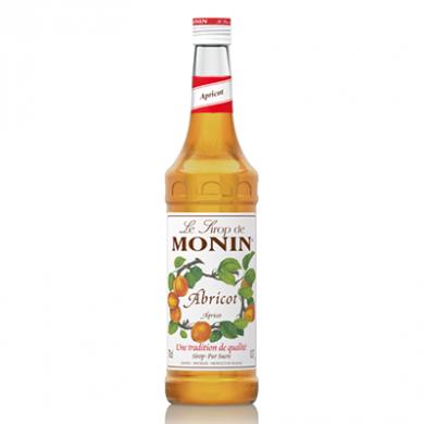 Monin Syrup - Apricot (70cl)