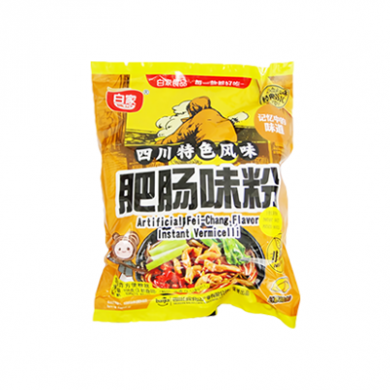 Baijia - Artificial Fei-Chang Flavour Instant Vermicelli (10