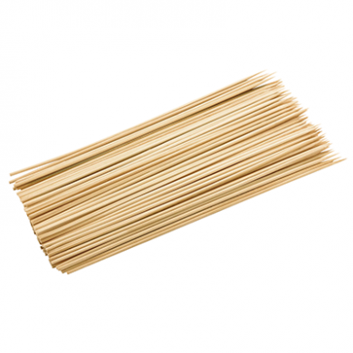 Bamboo Skewers - 200mm/8-inch (Pack of 100)