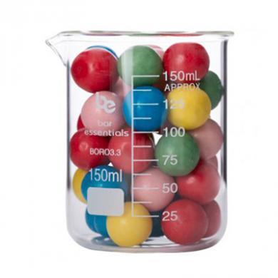 Beaker - Bar Essentials (Borosilicate Glass) 150ml