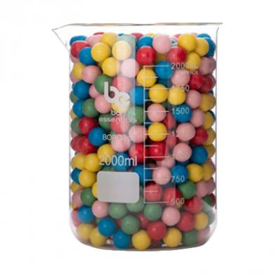 Beaker - Bar Essentials (Borosilicate Glass) 2000ml (2 Litre