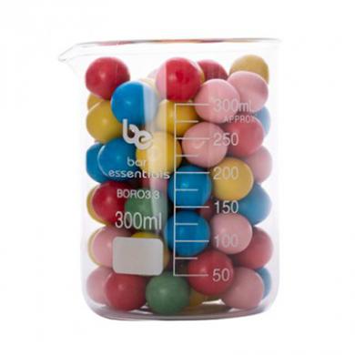 Beaker - Bar Essentials (Borosilicate Glass) 300ml