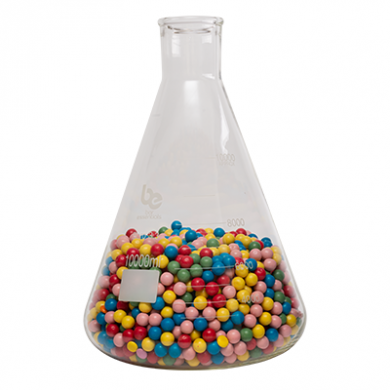 Conical Flask - Bar Essentials (Borosilicate Glass) 10000ml