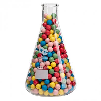 Conical Flask - Bar Essentials (Borosilicate Glass) 2000ml (