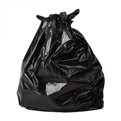 Black Oxo Degradable Refuse Sacks (90 Litre) - Extra Heavy D