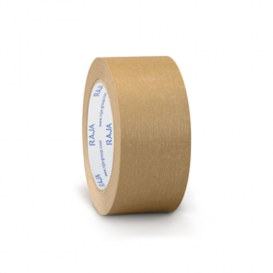 Biodegradable Brown Paper Tape (50mm x 50m)