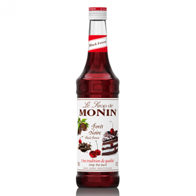 Monin Syrup - Black Forest (70cl)