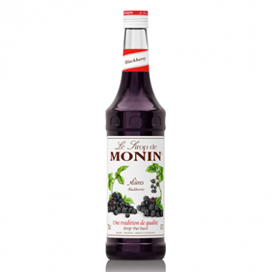 Monin Syrup - Blackberry (70cl)