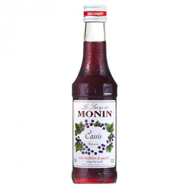 Monin Syrup - Blackcurrant (250ml)