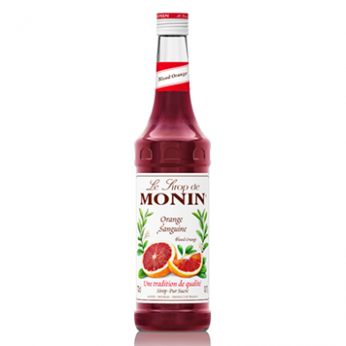 Monin Syrup - Blood Orange (70cl)