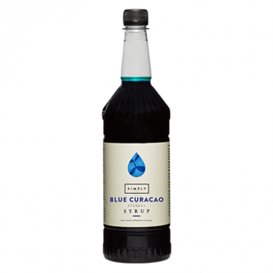 Syrup - Simply Blue Curacao (1L)