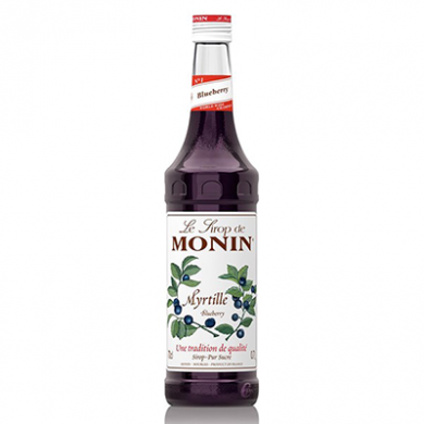 Monin Syrup - Blueberry (70cl)