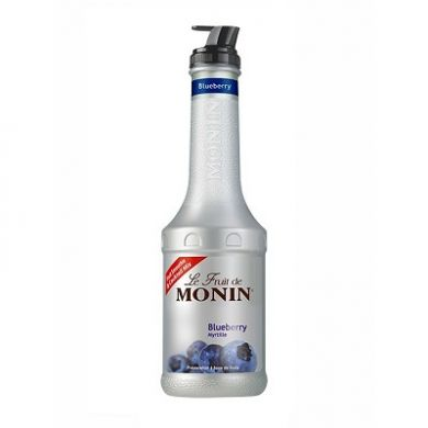 Monin Fruit Puree - Blueberry (1 Litre)