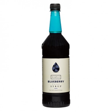 Simply Syrups - Blueberry (1L)