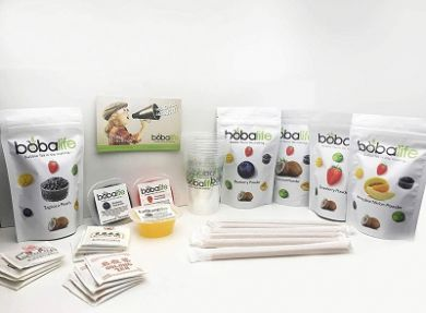 BobaLife - Starter Kit (Milk Selection)