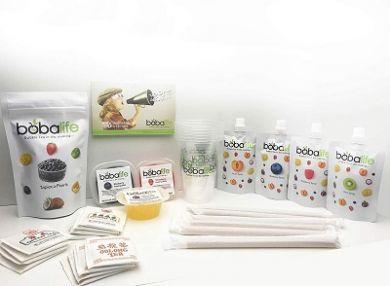 Bobalife - Starter Kit (Summerfruit Selection)