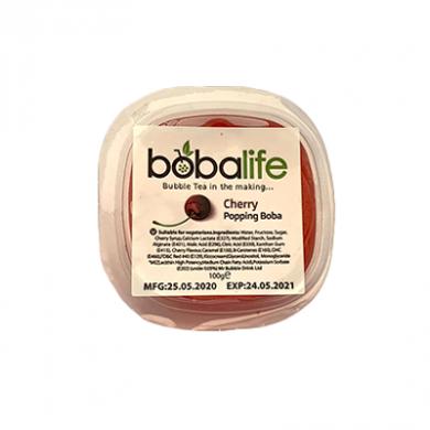 Bobalife - Cherry Bursting Bubbles (100g)