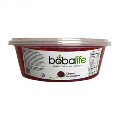 Bobalife - Cherry Bursting Bubbles (1.2kg)