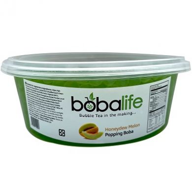 Bobalife - Honeydew Melon Bursting Bubbles (1.2kg)