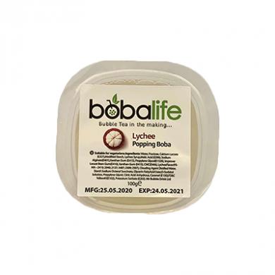 Bobalife - Lychee Bursting Bubbles (100g)