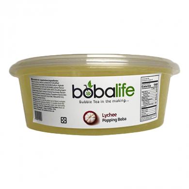 Bobalife - Lychee Bursting Bubbles (1.6kg)