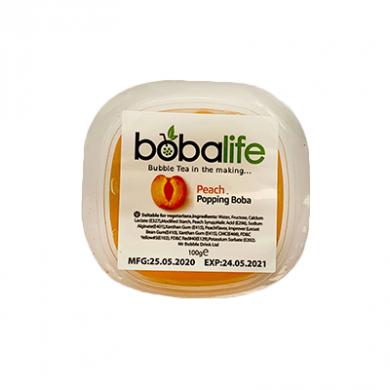 Bobalife - Peach Bursting Bubbles (100g)