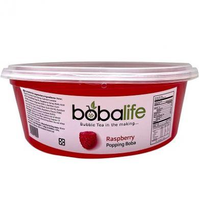Bobalife - Raspberry Bursting Bubbles (1.2kg)