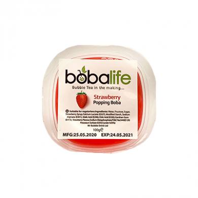 Bobalife - Strawberry Bursting Bubbles (100g)