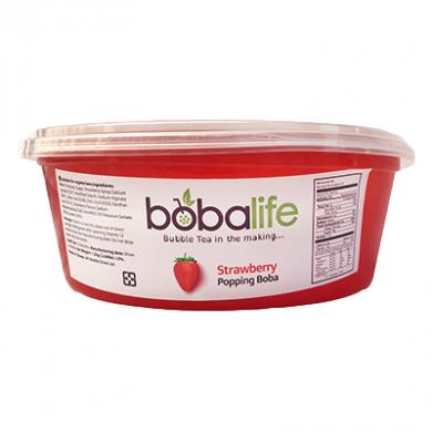 Bobalife - Strawberry Bursting Bubbles (1.2kg)