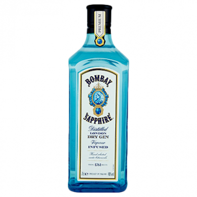 Bombay Sapphire Gin (700ml) - 40% ABV
