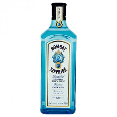 Bombay Sapphire Gin (700ml) - 40% ABV