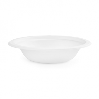 Bio Compostable Bagasse Bowl - 14oz (Pack of 50)