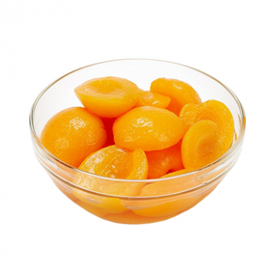 Apricot Halves in Light Syrup (820g) - Brakes