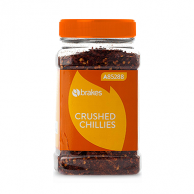 Crushed Chillies (400g) - Brakes