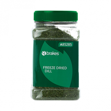 Freeze Dried Dill (80g) - Brakes BBE Sep21 OFFER